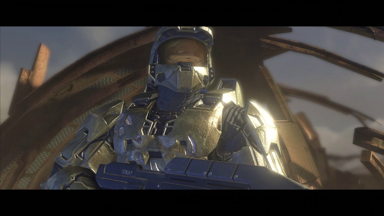 Halo 3 Announcement Trailer Highest Quality