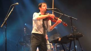 Andrew Bird - Tables And Chairs (HD) Live In Paris 2015