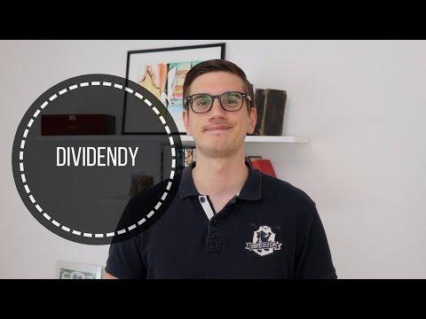 Všetko o dividendách