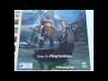 God of War E3 2017 Sign is Finished!!!