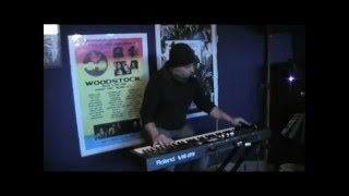 Roland VR-09 Organ Demo Santana She's Not There