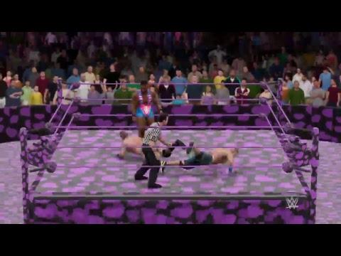WWE Hannah Montana Episode 19