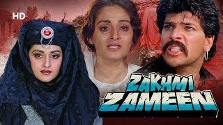 Zakhmi Zameen (HD) | Jaya Prada | Paresh Rawal | Aditya Pancholi | Best Hindi Action Movie