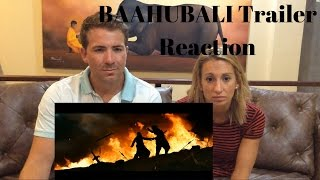 Baahubali 2 - The Conclusion Official Trailer Reaction - S.S. Rajamouli | Prabhas | Rana Daggubati