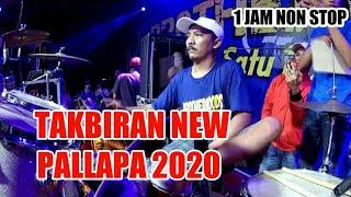 Gambar cover TAKBIRAN KOPLO NEW PALLAPA TERBARU 2020 - 1 JAM NON STOP