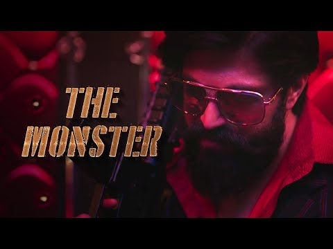 The Monster  Kgf  Yash  Prashanth Neel