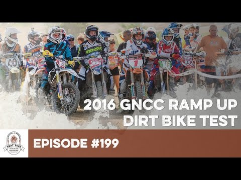 GNCC 2016 Series Ramp Up w/ Jared Bolton & Jimmy Lewis : EP #199