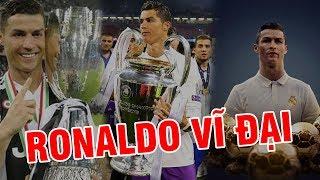Ronaldo bị Anti Fan chỉ trích: Góc khuất đáng sợ ít người biết về gã thợ săn danh hiệu vĩ đại