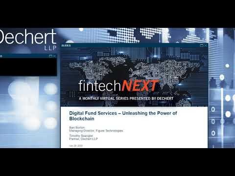 fintechNEXT | Digital Fund Services – Unleashing the Power of Blockchain