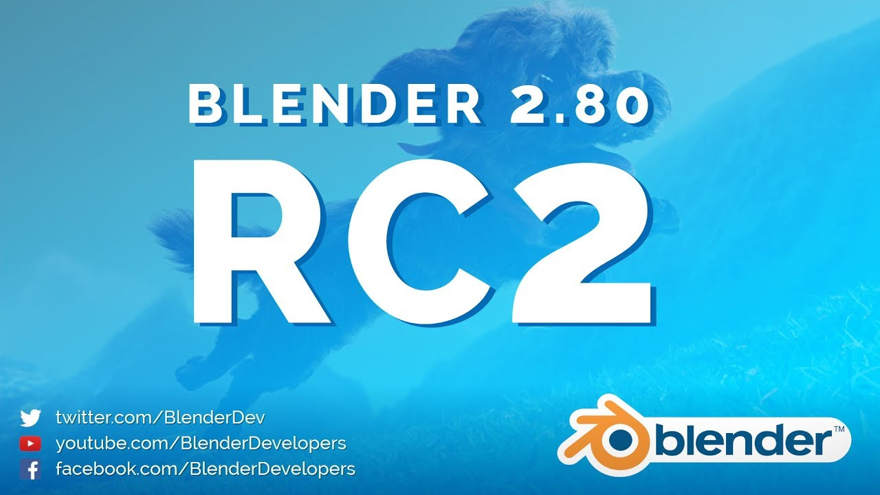Blender 2 80 Officially Released With Its Revamped UI, Eevee