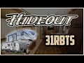 2017 Keystone Hideout 31RBTS Travel Trailer Lakeshore RV