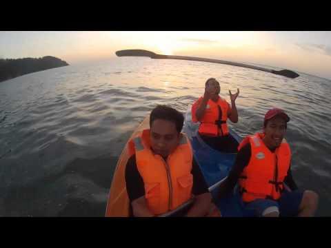Blue Lagoon - Port Dickson .. Cuti2 raya cina 2015. ... :D