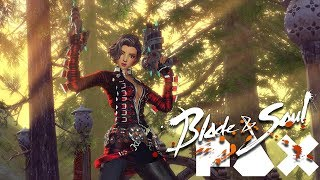 PAX WEST 2017   Blade and Soul Gunslinger Class Preview