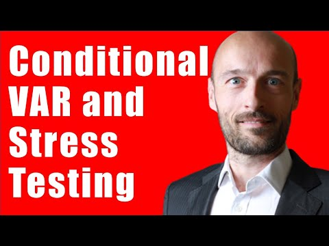Conditional Value At Risk And Stress Testing In Financial Risk Management