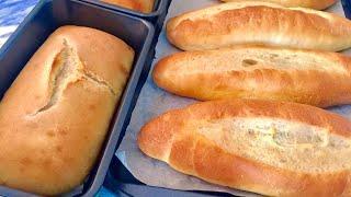 Công Thức Làm Bánh Mì Bằng Men Tưoi Tự Nuôi Tại Nhà Thành Công 100%