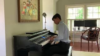 Luka Dolgov Piano - Folia by Scarlatti