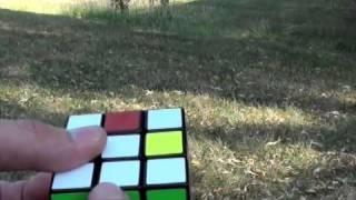 Как вслепую собрать кубик рубика ч.1/3 Введение