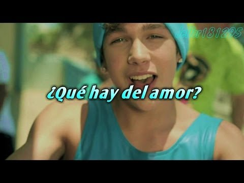 Austin Mahone - What About Love (Letra en Español)
