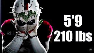 The BEST LB You've NEVER Heard Of  🔥🔥🔥    Troy LB Carlton Martial Highlights ᴴᴰ