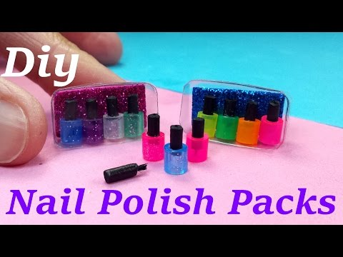 diy-miniature-nail-polish-packs-with-or-w/out-brush!