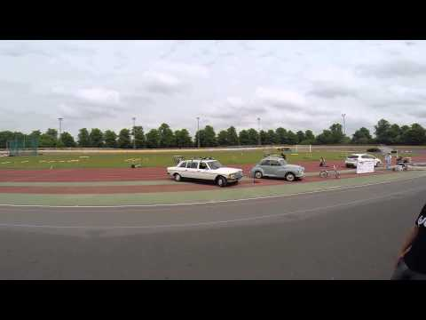 Raleigh Chopper vs the Hour