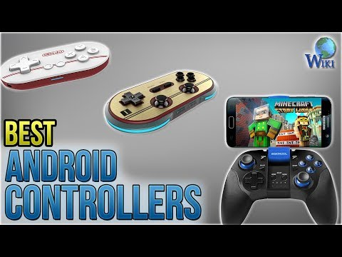 10 Best Android Controllers 2018