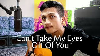 CAN'T TAKE MY EYES OFF OF YOU - LAURYN HILL ( ALDHI RAHMAN COVER )