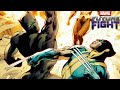 THE TRUTH KING OF COMABT HERO ABX ? | BLACK PANTHER VS WOLVERINE !! | Marvel Future Fight