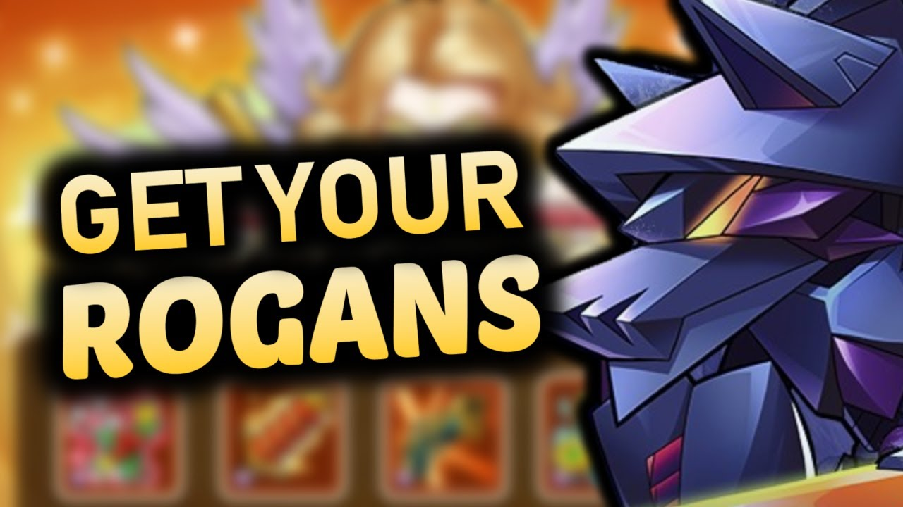 Rogan or save? Black friday is close! - IDLE HEROES EVENT REVIEW