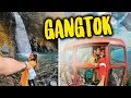 Exploring parts of Gangtok | Our First Trip TOGETHER ♥