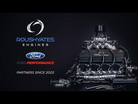 Roush Yates Engines And Ford Performance Partnership