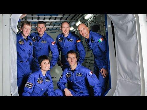 Bientôt de nouveaux astronautes européens ?