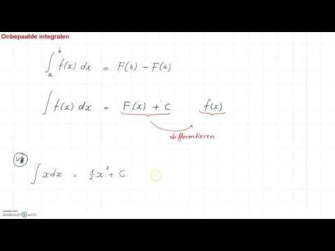 Grafische rekenmachine - vergelijking met een integraal from YouTube · Duration:  4 minutes 23 seconds