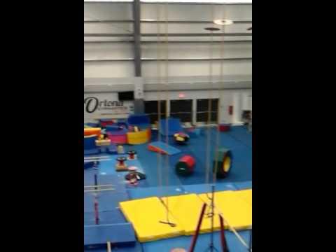 Tour artona gymnastics viewing area