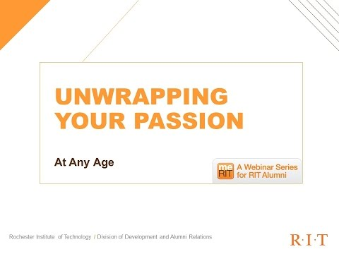 Unwrapping Your Passion at Any Age