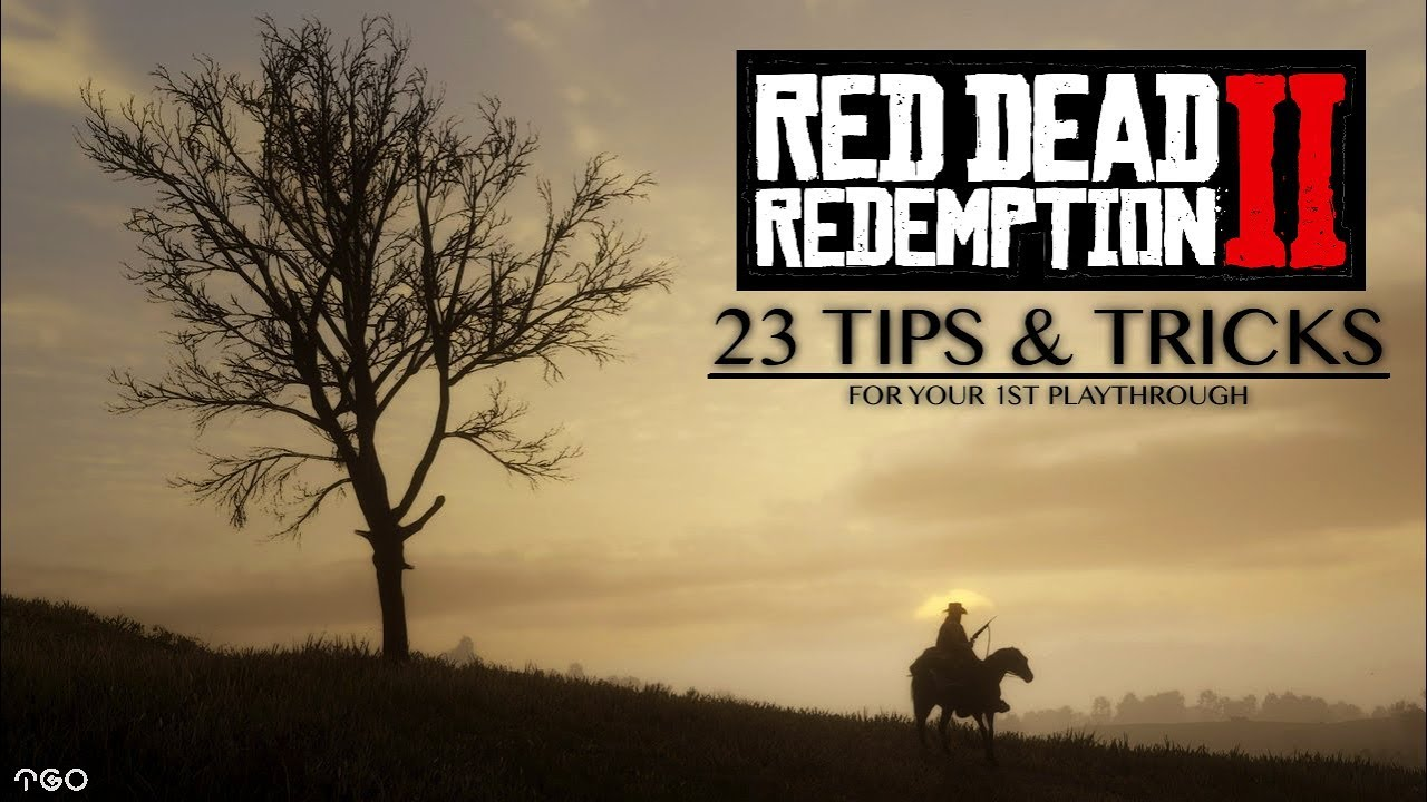 Red Dead Redemption 2: 23 Tips & Tricks To Make For a Solid 1st Playthrough! *SPOILER FREE*