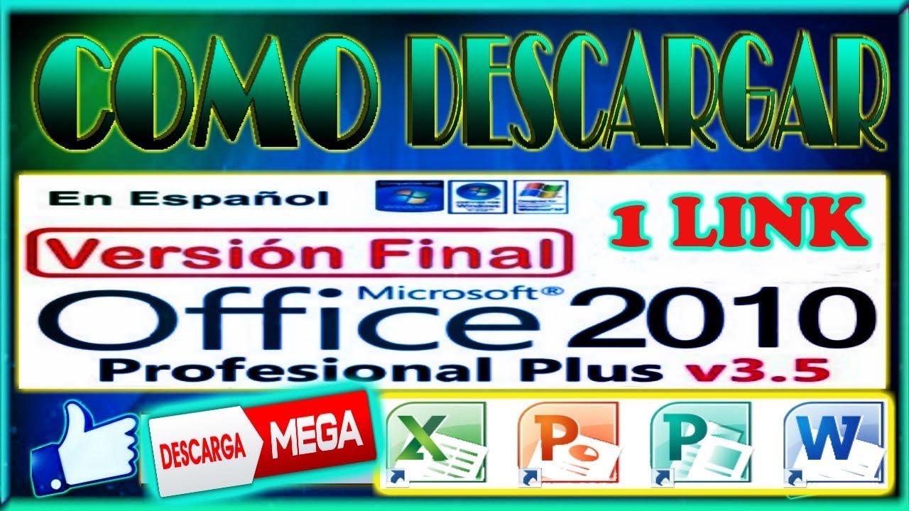 COMO DESCARGAR E INSTALAR MICROSOFT OFFICE 20…