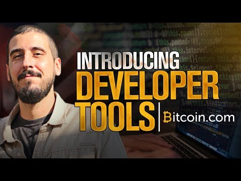 Build Amazing Apps On Bitcoin Cash - Introducing Bitcoin.com's Developer Platform
