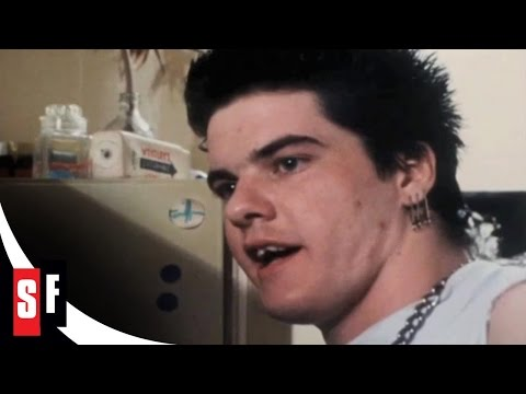 The Decline of Western Civilization (5/7) Germs' Darby Crash Discusses Onstage Injuries (1981)