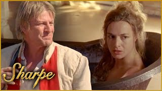 Sharpe Sets Off To Rescue The General's Daughter | Sharpe