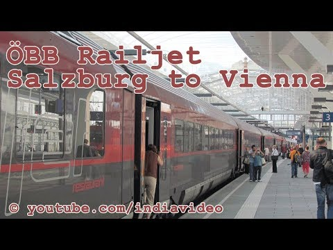 Öbb-railjet-train-ride-(salzburg-to-vienna)-and-salzburg-station