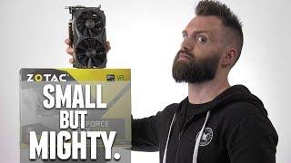The SMALLEST GTX 1080 Ti - ZOTAC GTX 1080 Ti MINI Review