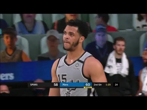 Quinndary Weatherspoon Full Play vs Philadelphia 76ers   08/03/20   Smart Highlights