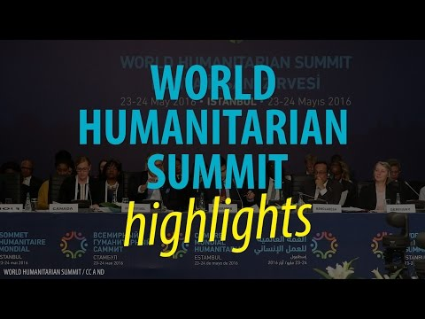 World Humanitarian Summit: What was achieved and what work remains?