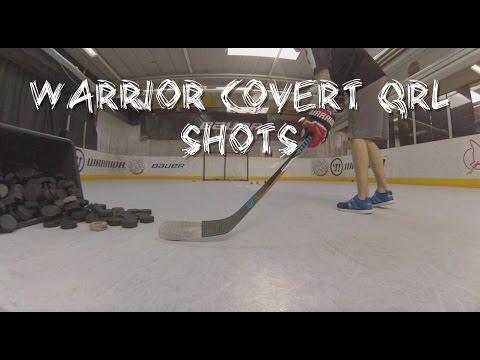 Warrior Covert QRL shots