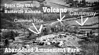 ABANDONED AMUSEMENT PARK | SPACE CITY USA | HUNTSVILLE ALABAMA | EXPLORING THE REMAINS