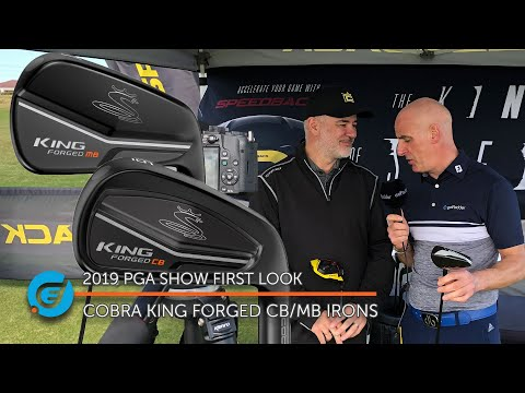"""COBRA KING FORGED CB/MB IRONS (2019 EDITION) """"THE PERFE..."""