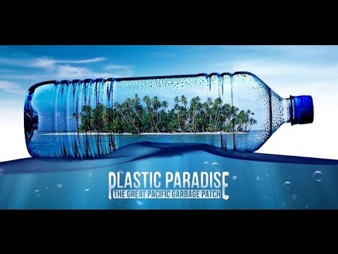 Plastic Paradise Movie - Filmmaker Angela Sun is interviewed by reporter Teri Prince