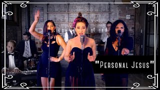 """""""Personal Jesus"""" (Depeche Mode) Cover by Robyn Adele ft Brielle Von Hugel and Virginia Cavaliere"""