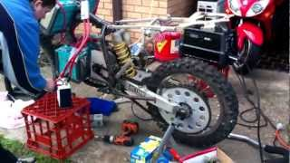Scrappy - Bush Electric Dirtbike
